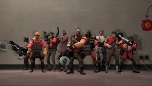 [SFM] Team Fortress Beta Poster (Restored) by TheYoshiPunch