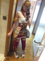 Serah Final Fantasy XIII-2 Belt by memoire-hana