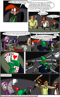 TMB: Poker Night in our Sanity by madfather