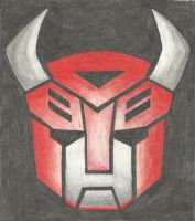 Autobot Insignia - Cliffjumper (TFP) by LadyIronhide