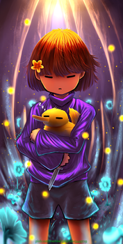 Frisk by LuCCas93
