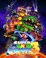Super Mario Galaxy 3 by OrdinLegends