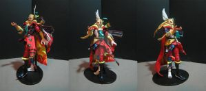FF6 Kefka Custom by neoarchangemon