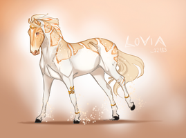 A2183 Lovia by NorthEast-Stables