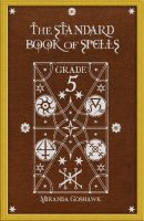 Standard book of spell Grade 5 by jhadha