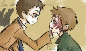 Destiel by superyummycupcakes