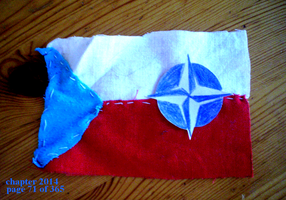 Anniversary of the accession of the CR to NATO by MikimichiSaiko