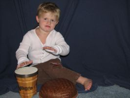Drummer Boy 2 by Polly-Stock