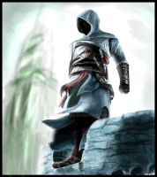Altair by Chazimcgee