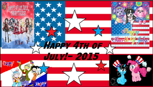 Happy 4th of July-2015 by Cmanuel1