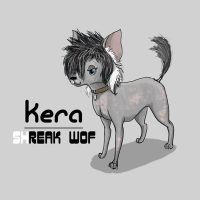 Kera Shreak Wof by shadowvampwolf