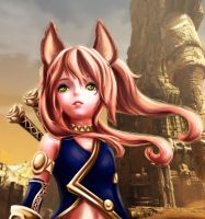 TERA - Torky by Crymsonette