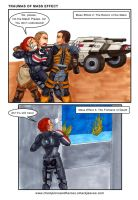 C+H: Traumas of Mass Effect by Ddriana