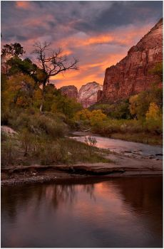Zion Country by tourofnature