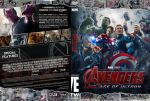 AVENGERS: AGE OF ULTRON DVD by MrPacinoHead