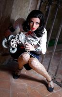 BioShock Infinite: Burial at Sea - Elizabeth by Kiara-Valentine