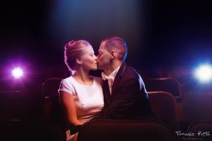 love in the theater by fotostudio77
