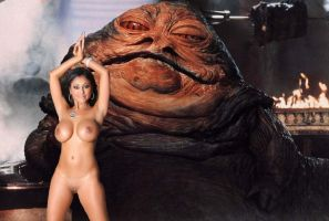 Jabba's new toy 4 by ManiacScarecrow