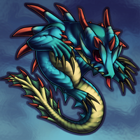 Lagiacrus by Cytric-Acid