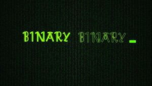 Binary by techngame