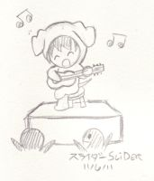 """K.K."" Slider by SLiDER-chan"