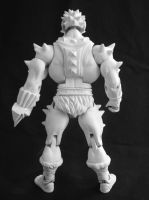 MOTUC custom Spikor WIP 2 by masterenglish
