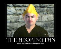 The Adoring fan by Dovahkiin117