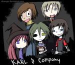 Karl and Company by cdranger
