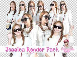 Pack PNG #78 Jessica Jung (Girls Generation) by XieraaaPark