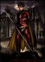Boy Wonder revamped by Ciro1984