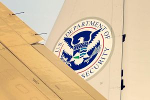 Air Show US Department of Security by dontbemad