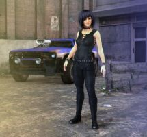 Chantelle - Fast And Almost Furious by JV-Andrew