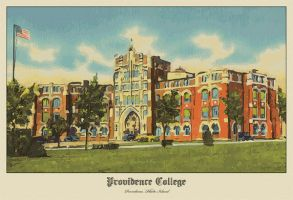 Providence College by ironman8855