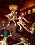 Zombies in my Shoujo by alfredofroylan2