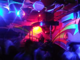 party lights by VioletMooncake