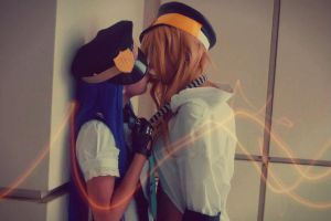 Panty and Stocking~ by AuiRainbow
