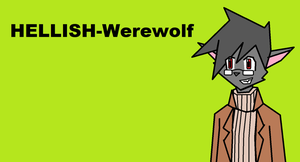 NEW ID by HELLISH-Werewolf