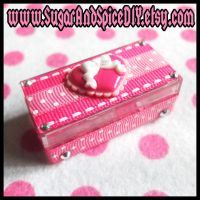 Lolita Heart Box by SugarAndSpiceDIY