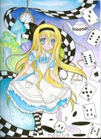 Anime Alice in Cardland by cutie247639