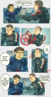 Mass Effect- Honest Mistake by cherrysplice