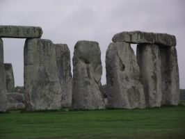 Stonehenge Close up by astrals-stock