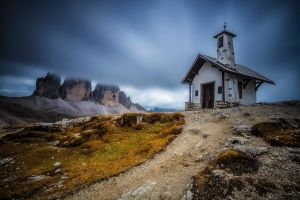 ...tre cime di lavaredo VII... by roblfc1892