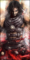 Prince Of Persia Vertical by Grily
