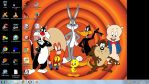 My Looney Tunes Desktop by SuperMarcosLucky96