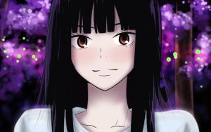 Sawako, when I see your smile by gamera68
