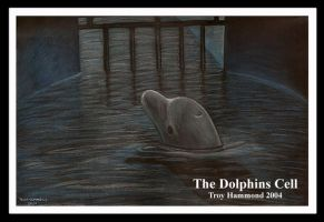 The Dophins Cell by cokeglass