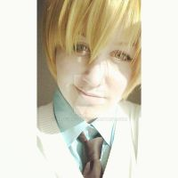 Kise Ryota cosplay by HaughnSolo