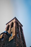 Church Bell Tower by TomFawls