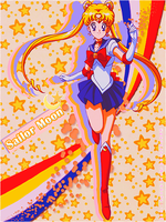 Sailor moon by chesterina
