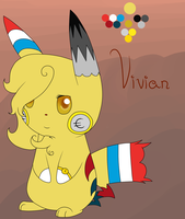 The NEW Luxembourg! by Aven-Mochi
